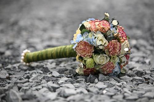Wedding Bouquet | by LINGSTUDIO®