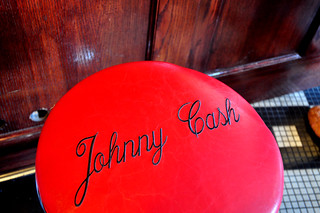 Johnny Cash - Sun Studios- downstairs cafe | by Photo2217