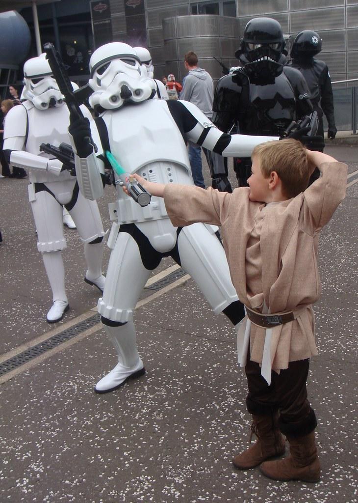 Jedi Attack!