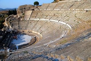 the great theater, ephesus | by hopemeng