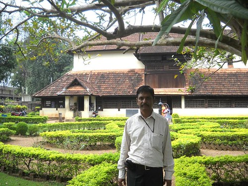 Koyikkal Palace - Folklore & Numismatic Museum. Nedumangad, about 18 km from Thiruvananthapuram city on the way to the Ponmudi hill station and the Courtalam waterfalls, Thiruvananthapuram district, south Kerala. ( N G Nair Travel Report Trivandrum Kerala | by hrdngnair