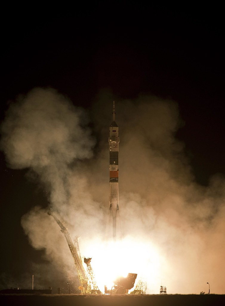 Soyuz TMA-19 Launch | The Soyu...