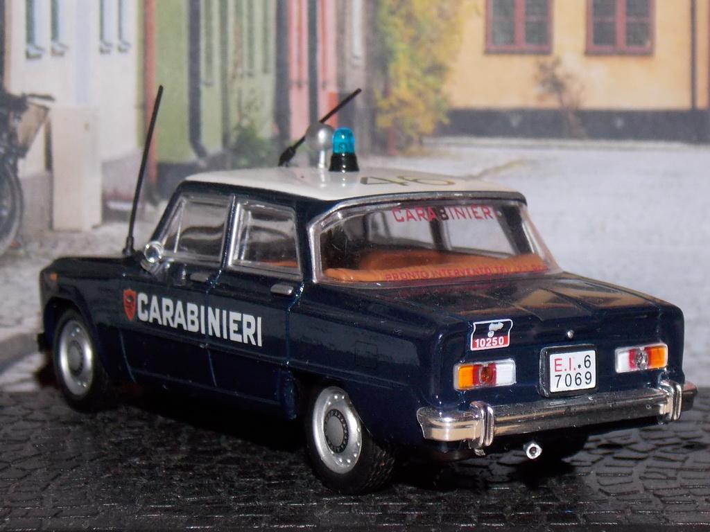 Grani & Partners - Carabinieri (Italia)