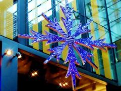 Weihnachtsdeko Höfe am Brühl