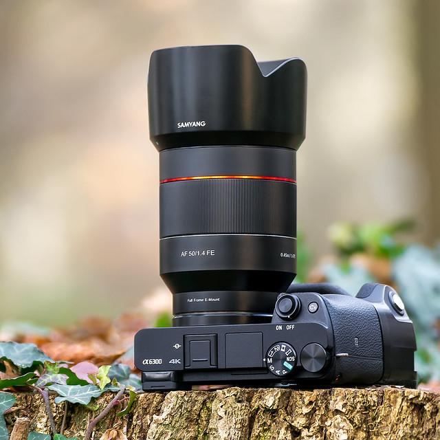 SONY ⍺6300 & Samyang FE 50mm ƒ/1.4 AF