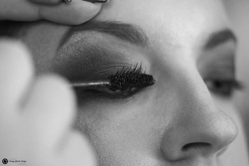 Make-up Shooting Léa.N   by JZ-DESIGN