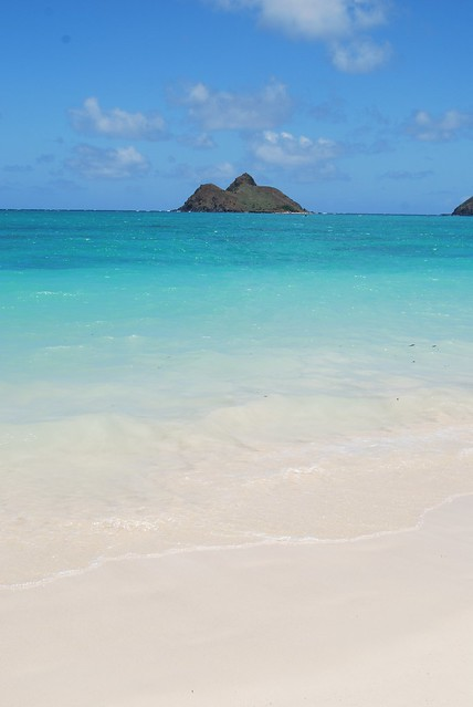 Lanikai Beach - Possibly Paradise