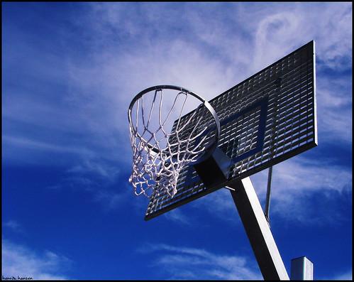sky net basketball clouds hoop denmark basket danmark skive dalgas sonydsch5 ådalskolen