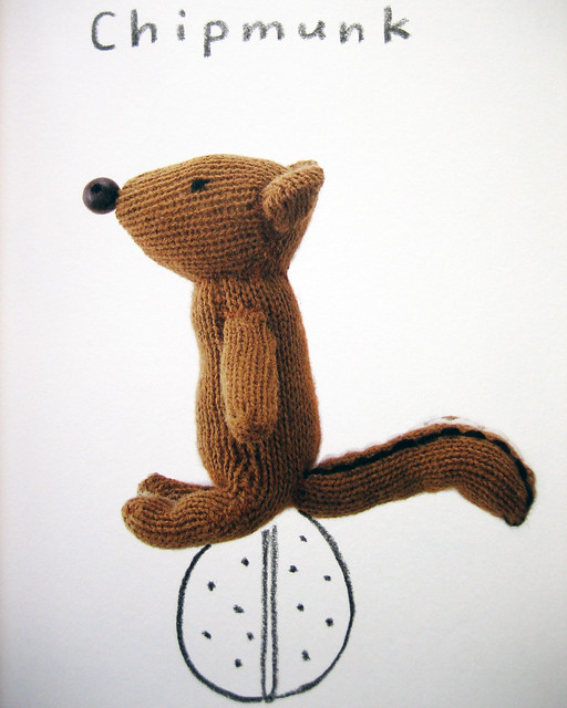 9784579111664 made by squirrel: stuffed animals made of gloves