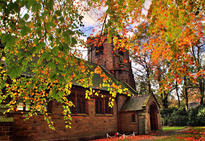 st,john,johns,church,evangelist,sandiway,sandyway,cheshire,A556,UK,England,village,villages,autumn,trees,tree,leaves,brown,orange,green,clock,tower,HotpixOrgUK,365days,www.thewdcc.org.uk,thewdcc.org.uk,wdcc.org.uk,Warrington,society,District,Camera,club,photographic,photography,SLR,DSLR,group,GYCA,Bellhouse,bellhouse Club,hotpix!