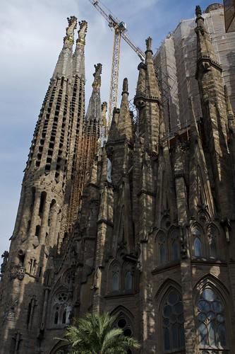 Sagrada Familia | by Tucpasquic