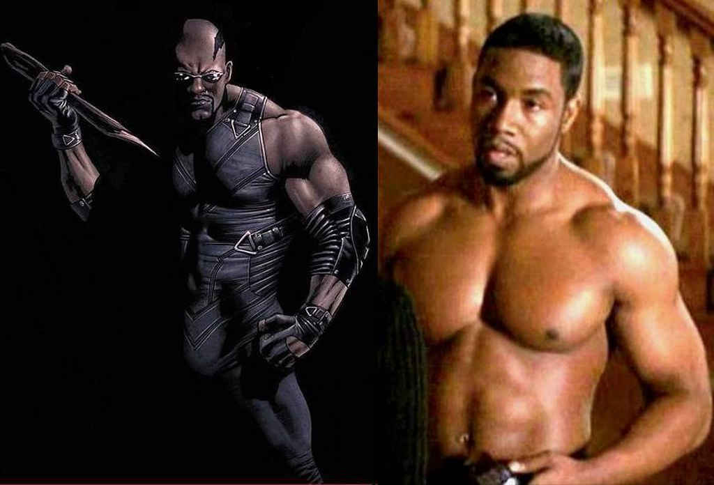 Naked Michael Jai White Pics And Galleries