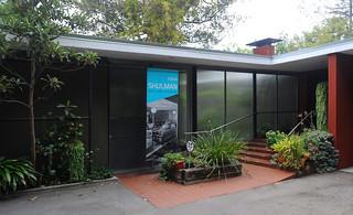 Shulman studio and residence