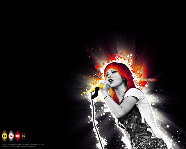 Hayley Williams Wallpaper 2 Khima Flickr