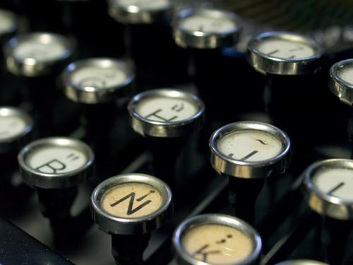 20090823-Typewriter-10   by rahego