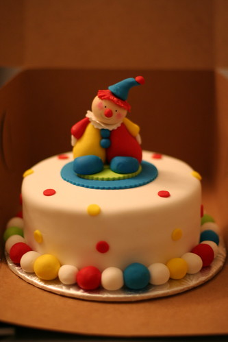 Clown Cake! | by cjmartin