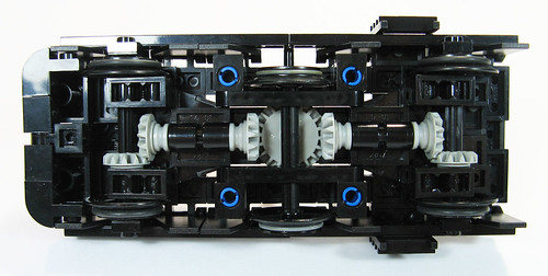 Class 66 bogie detail (underside)