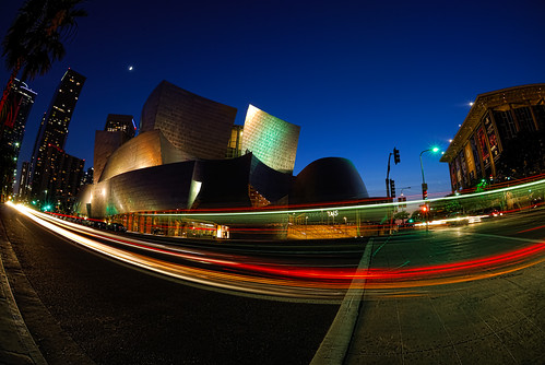 Disney Concert Hall | by rickmode
