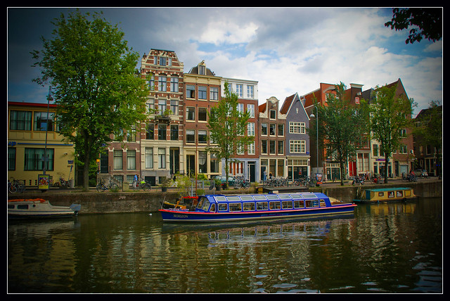 Amsterdam: Geldersekade