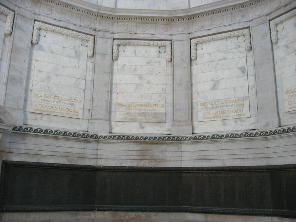 Illinois Memorial, Vicksburg National Military Park, Vicks