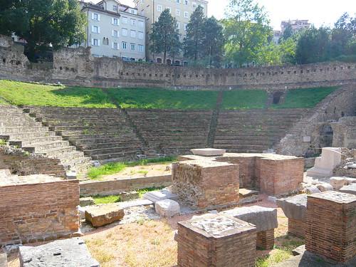 Roman Amphitheatre, Trieste | by WP08
