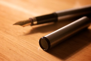 Day 305: Fountain Pen | by tsmall