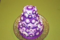 retro purple cake 075 | by MiraUncutBlog