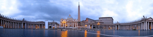 St. Peter's Square [Wide] | by Storm Crypt