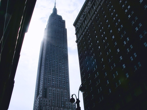 Empire State Building | by Hexagoneye Photography