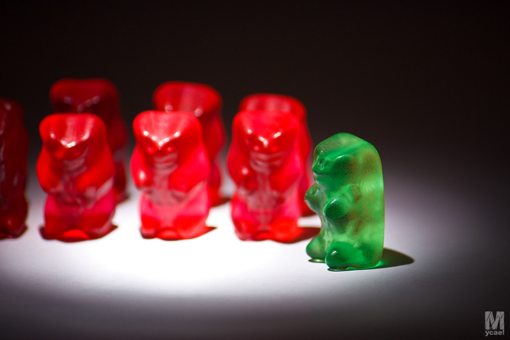 Gummy Army