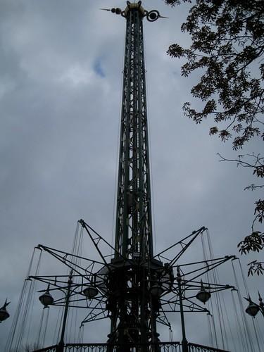 Worlds tallest carousel   by jetsetwhitetrash