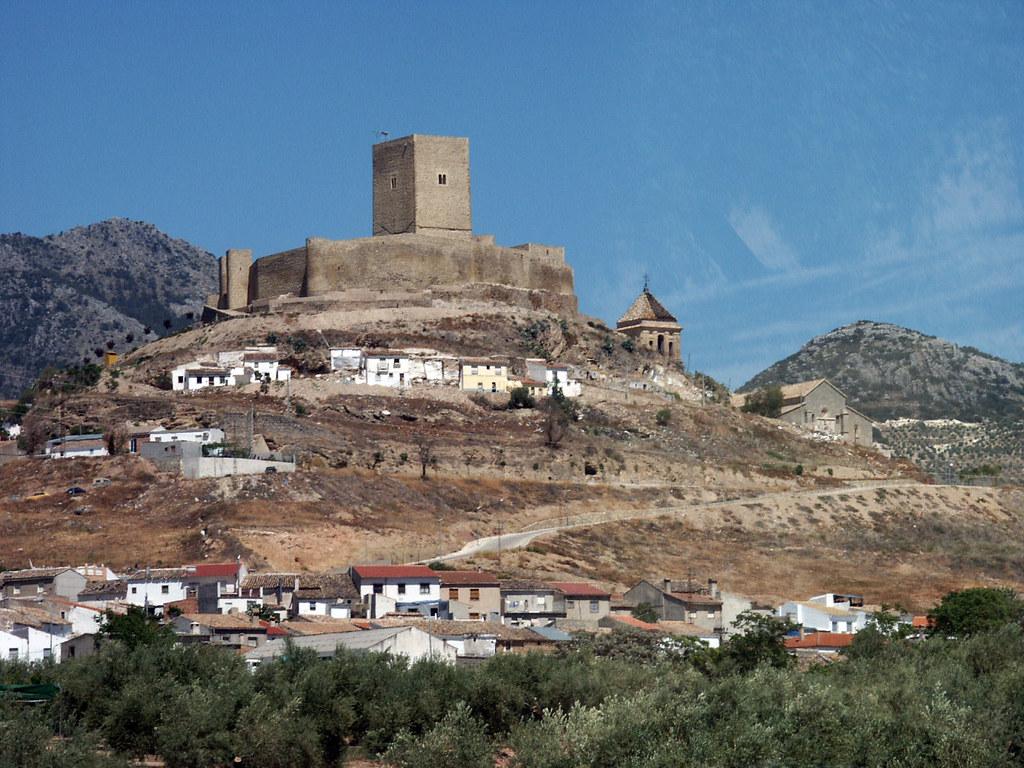 Castillo de Alcaudete (Jaén)