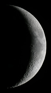 Crescent of the Moon | by ComputerHotline
