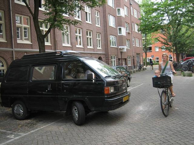 Amsterdam Woonerf
