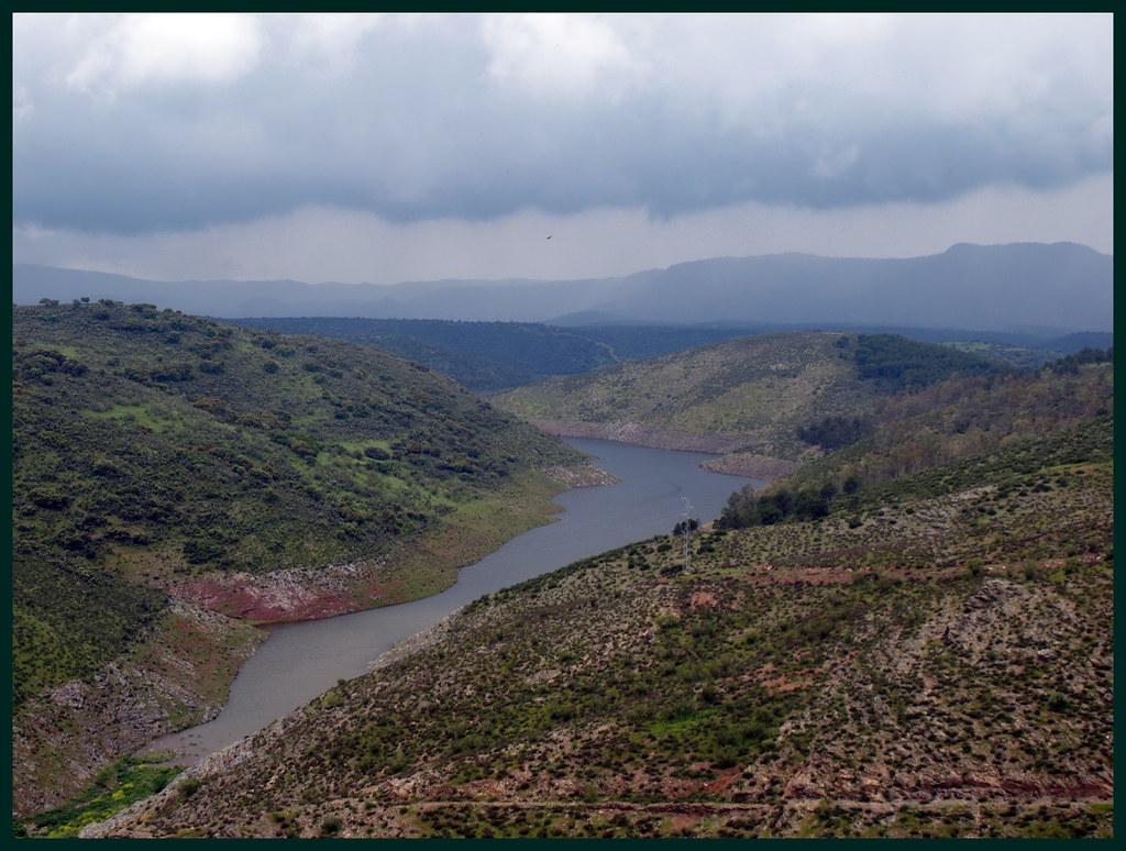 Banos De La Encina Jaen Pantano Del Rumblar El Pantano Flickr