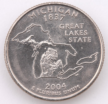 Michigan State Quarter | by mbowlersr