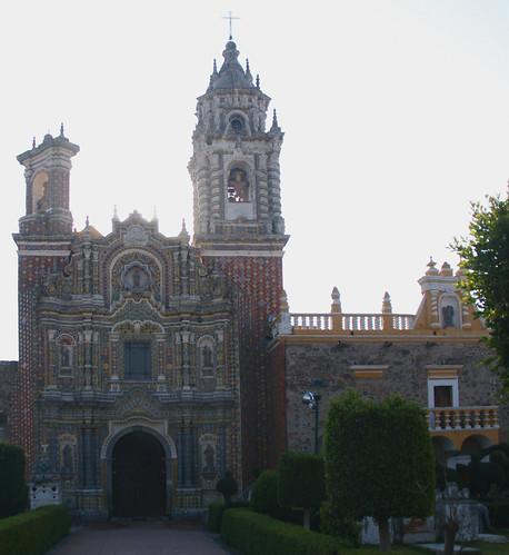 México - Cholula / Puebla