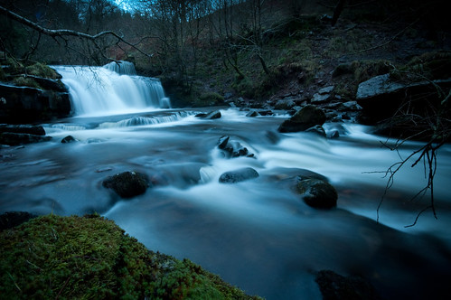 Talybont Waterfalls | by markgs21