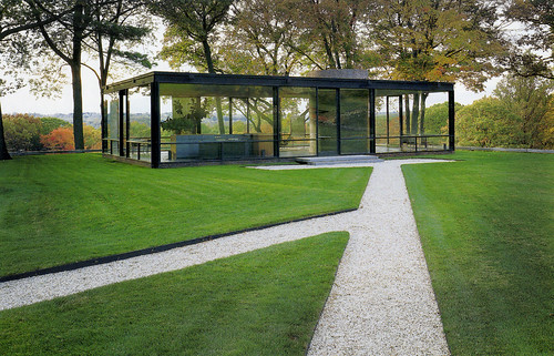 Glass House - Philip Johnson arch.