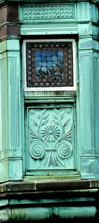 Detail, Wood-Maxey-Boyd Mansion (1885), Chicago, 2006