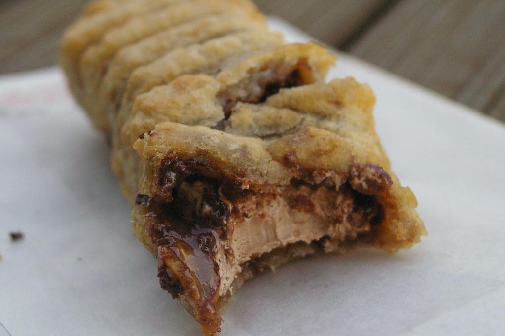 Deep Fried Mars Bar | If you ever visit Campbelltown in Tasm… | Flickr
