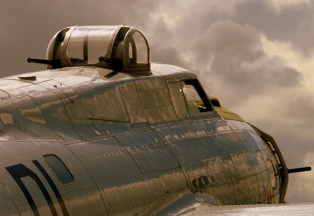B-17, Upper Turret.