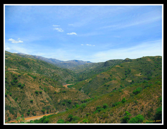 Cuenca del Río Cachimayo
