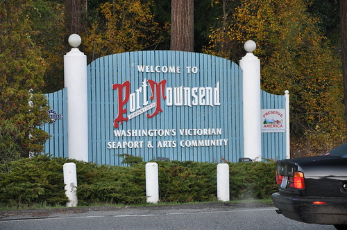 Welcome to Port Townsend - One of my favorite places to visit   by LindaBCool