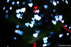Bokeh - Heart | by JS's favorite things