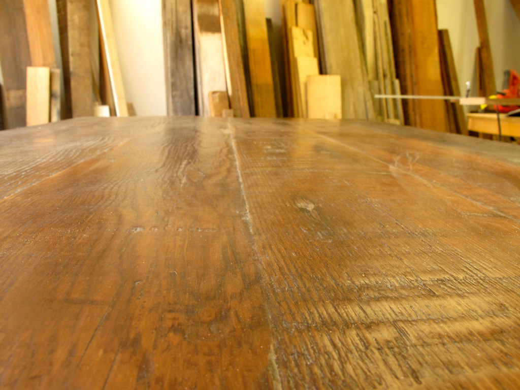 Peachy Old Growth Doug Fir Reclaimed Wood Table Bench Arbor Exc Dailytribune Chair Design For Home Dailytribuneorg