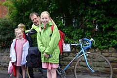 Leaving them to cycle to Scotland | by Guy R