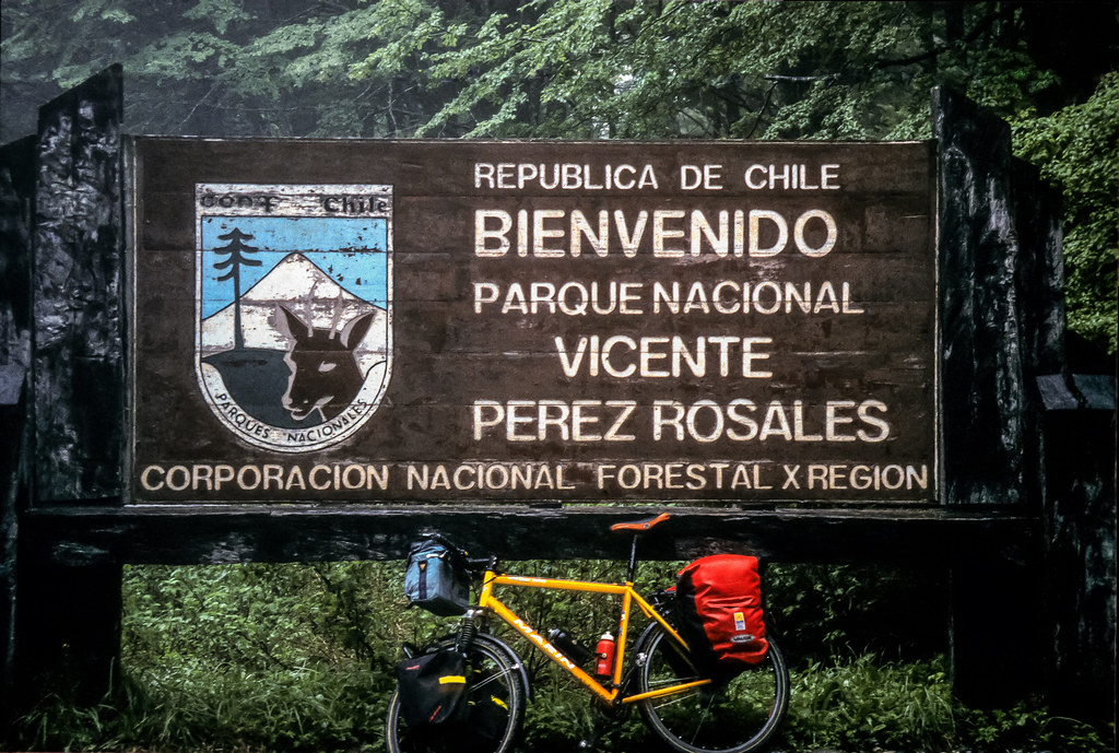 Cycle Tour of Chile & Argentina - Re-entering Chile  Paso … | Flickr