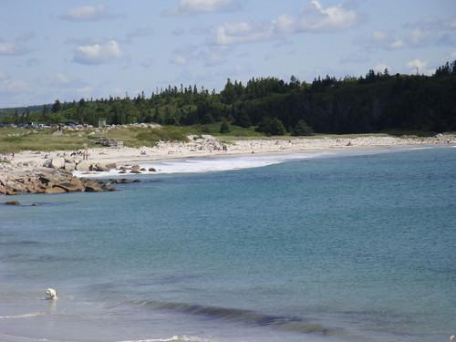 Crystal Crescent Beach - Halifax NS | Three small beaches