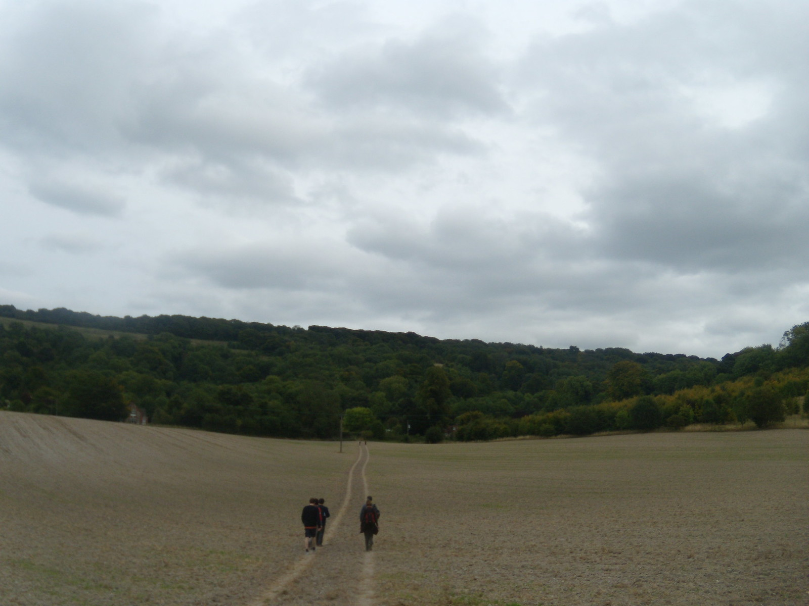 On to Coombe Hill Wendover Circular